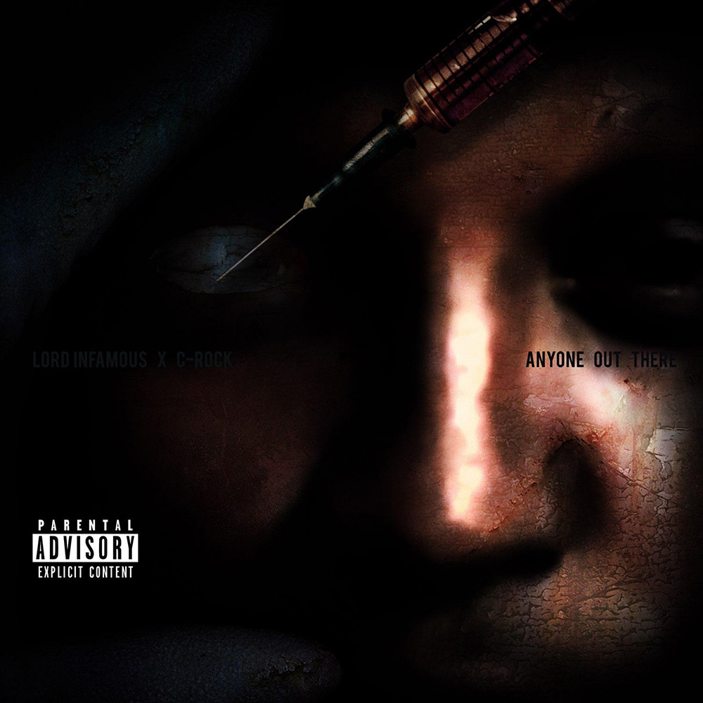 Lord Infamous & C-Rock - Anyone Out There (EP)