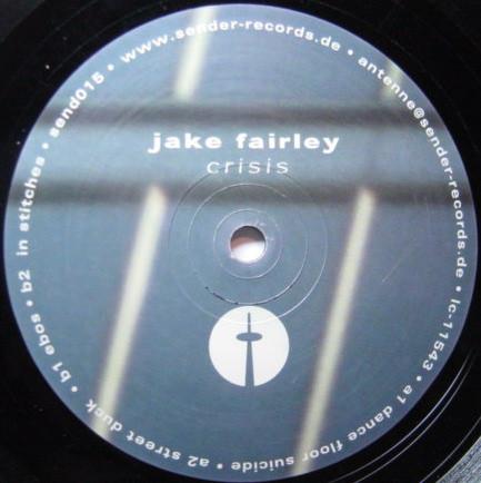 Jake Fairley – Crisis 2 x 12