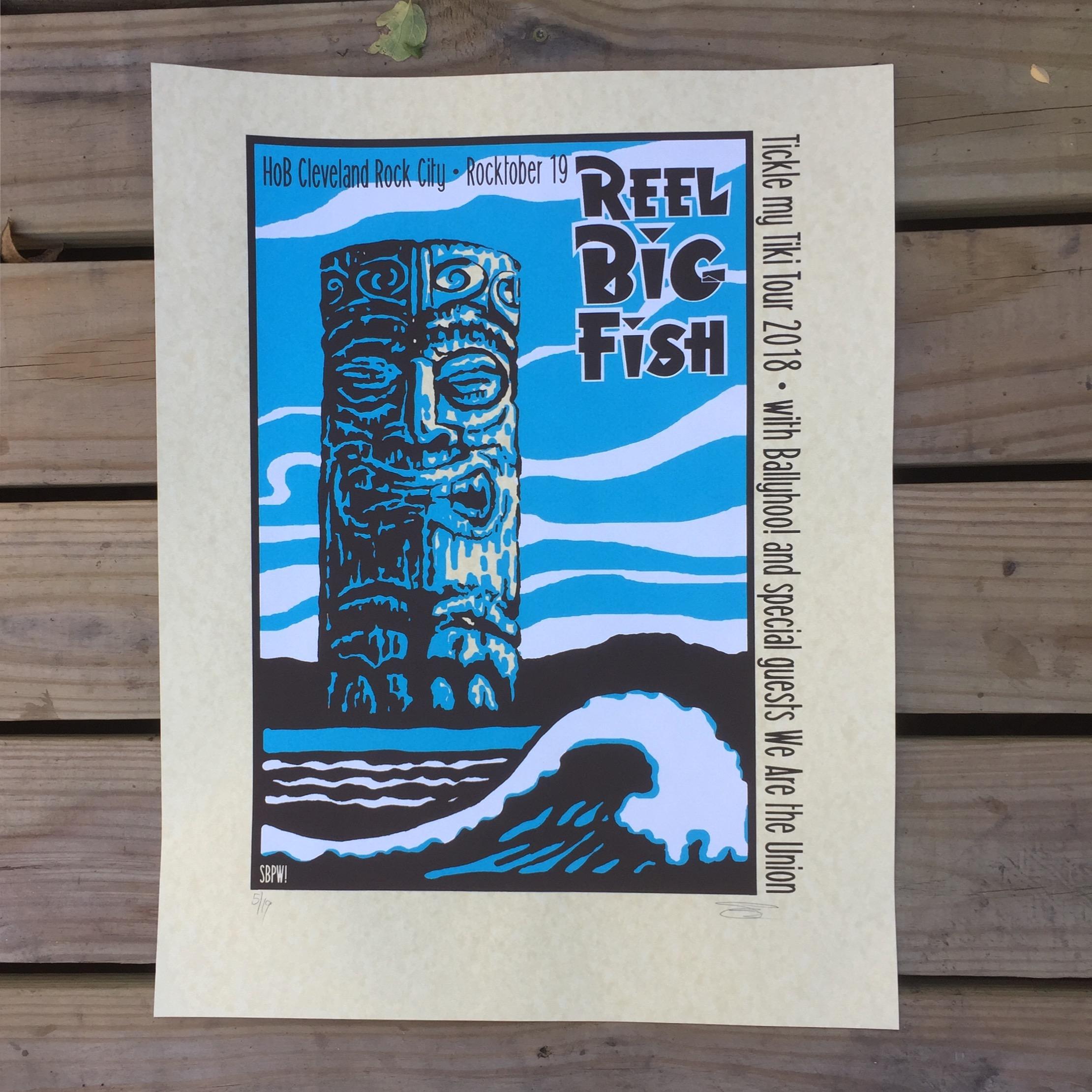 Reel Big Fish 2018