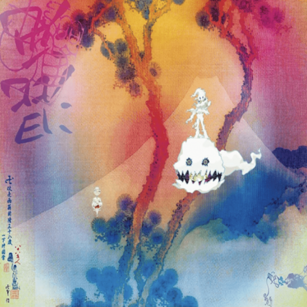 Kids See Ghosts - S/T LP (Kanye West, Kid Cudi)