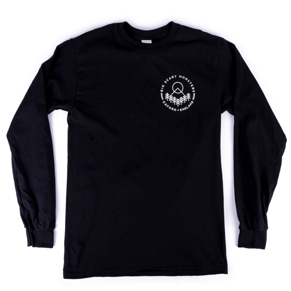 Big Scary Monsters 'Forest' Long Sleeve
