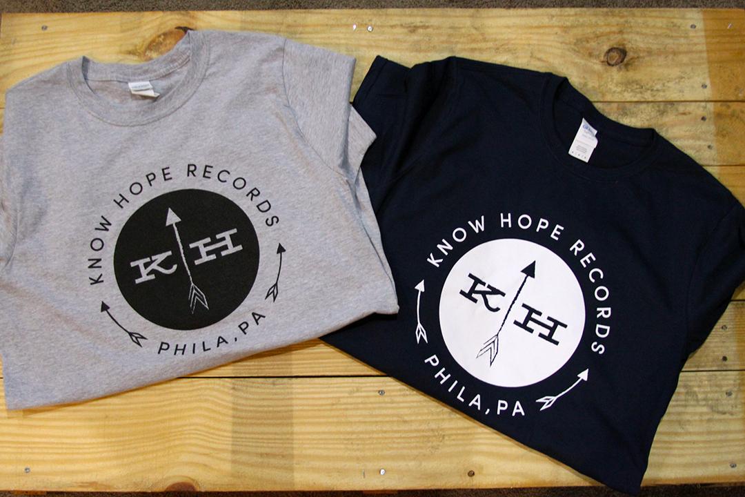 Know Hope OG Logo (Heather Gray)