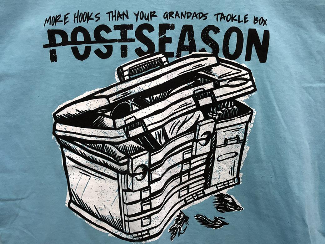 Post Season Tackle Box Shirt