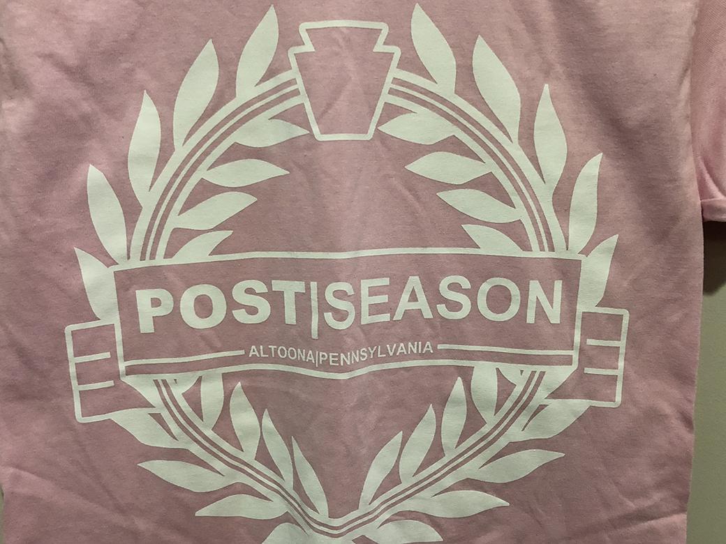 Post Season Summer Crest Shirt