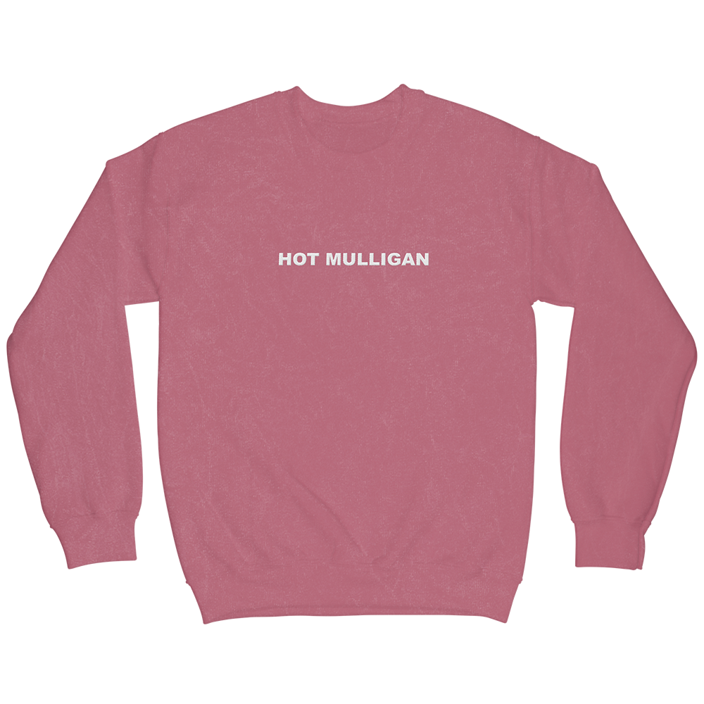 Hot Mulligan - Embroidered Crewneck