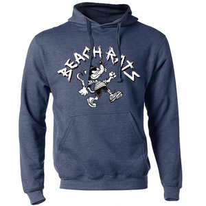 Beach Rats 'Walking Rat' Pullover Hoodie