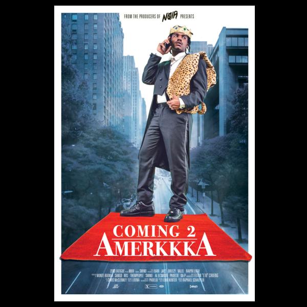 Coming 2 Amerkkka