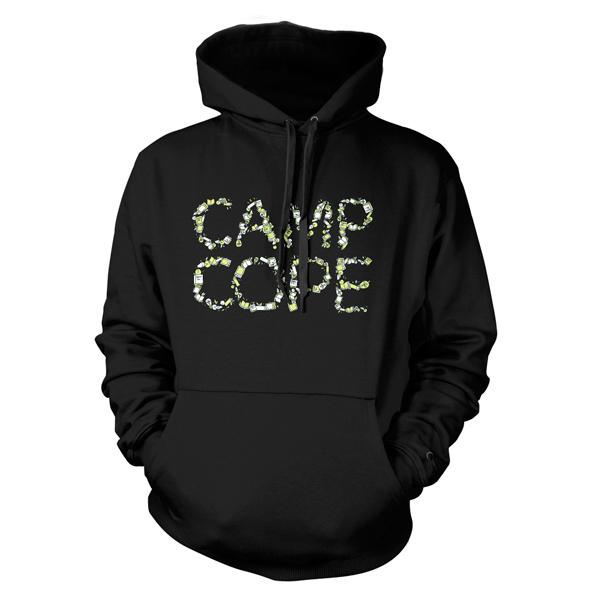 Camp Cope - Logo Hoodie Sweatshirt