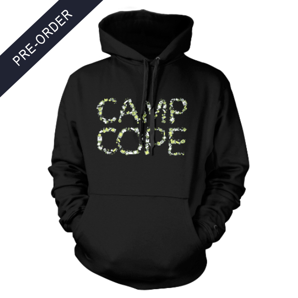 Camp Cope - Logo Hoodie
