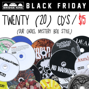 CD Mystery Bundle (20 CD's for $15)
