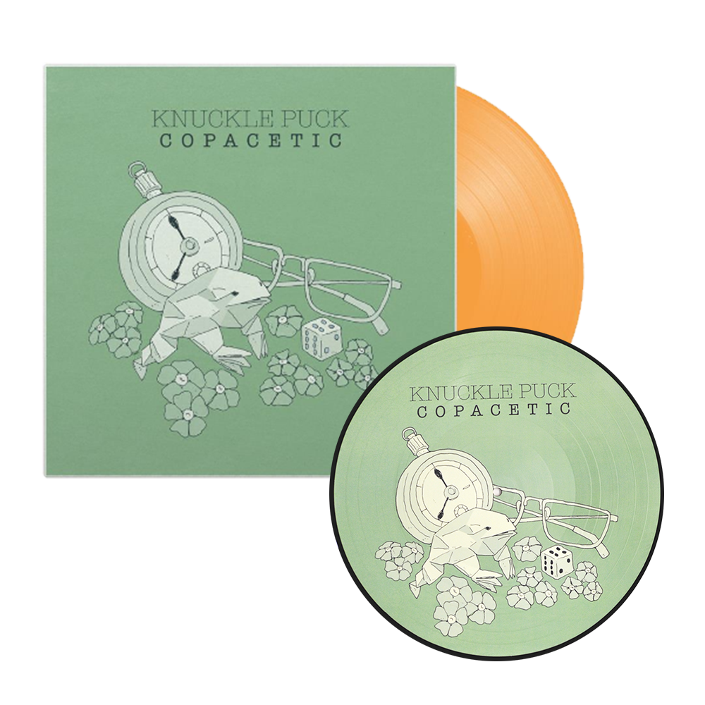 Copacetic Picture Disc + Vinyl