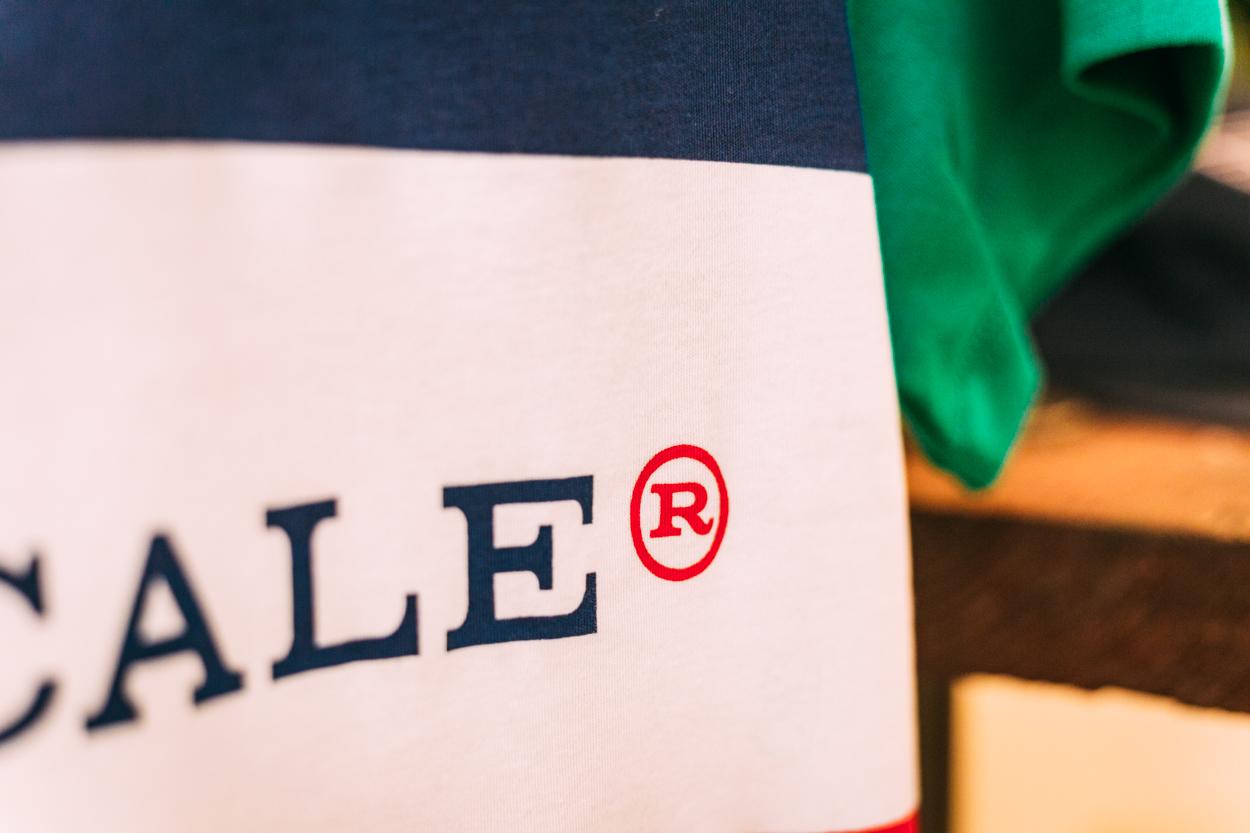 Green Trademark Tee