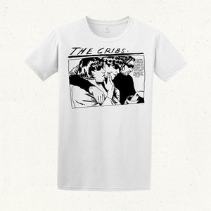 The Cribs Pop Art T-Shirt