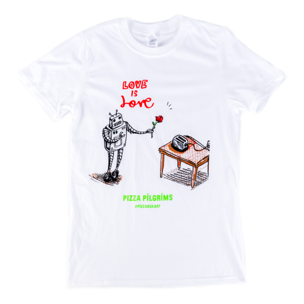 Love Robot T-shirt