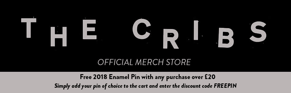 The Cribs - Official Merch Store