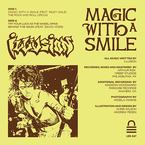 Illusion - Magic With A Smile 7