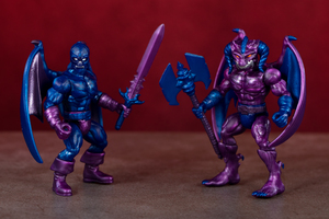 Abyssal & Celestial Demon Warrior 2 pack