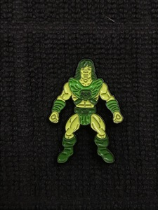 Battle Tribes Adventurer Pin - Oozarian