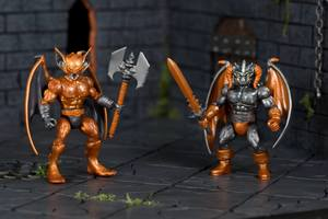 Iron & Rust Demon Warrior 2 pack