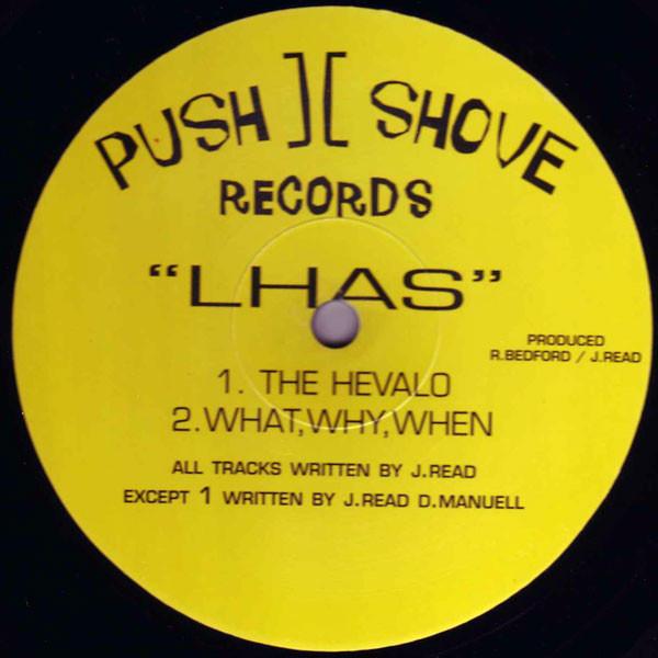 LHAS - The Hevalo (Push 2 Shove)