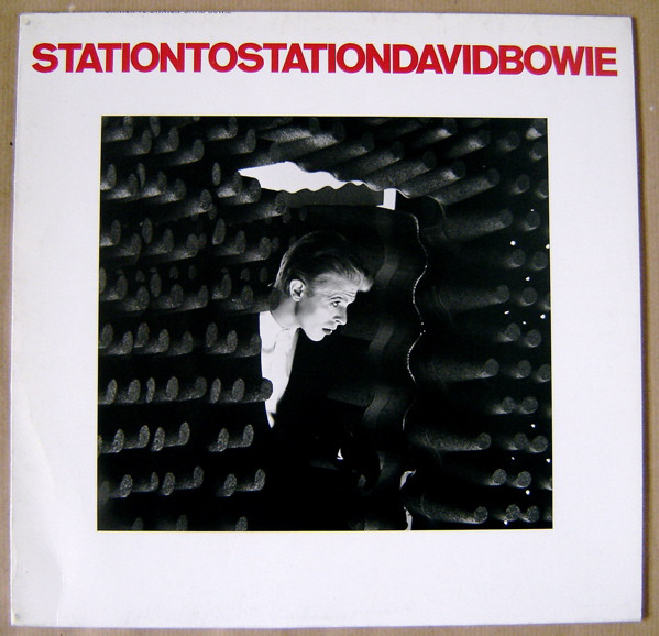 David Bowie ‎– Station To Station LP (RCA)