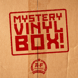 A-F Records - MYSTERY VINYL BOX!