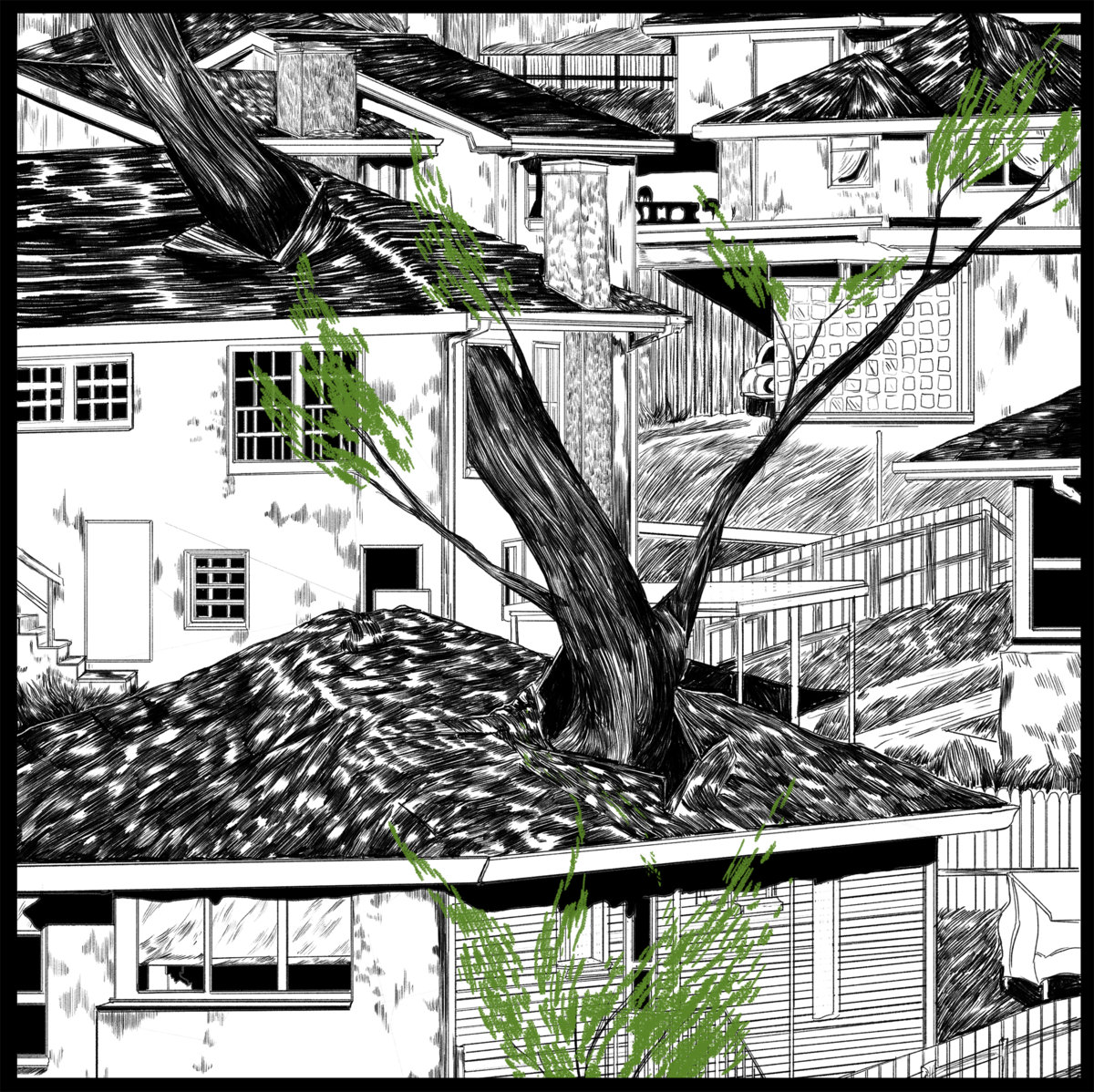 Pile - Odds and Ends LP