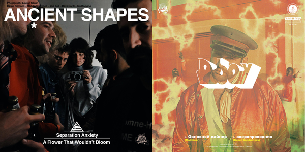 Ancient Shapes / Dboy Split 7