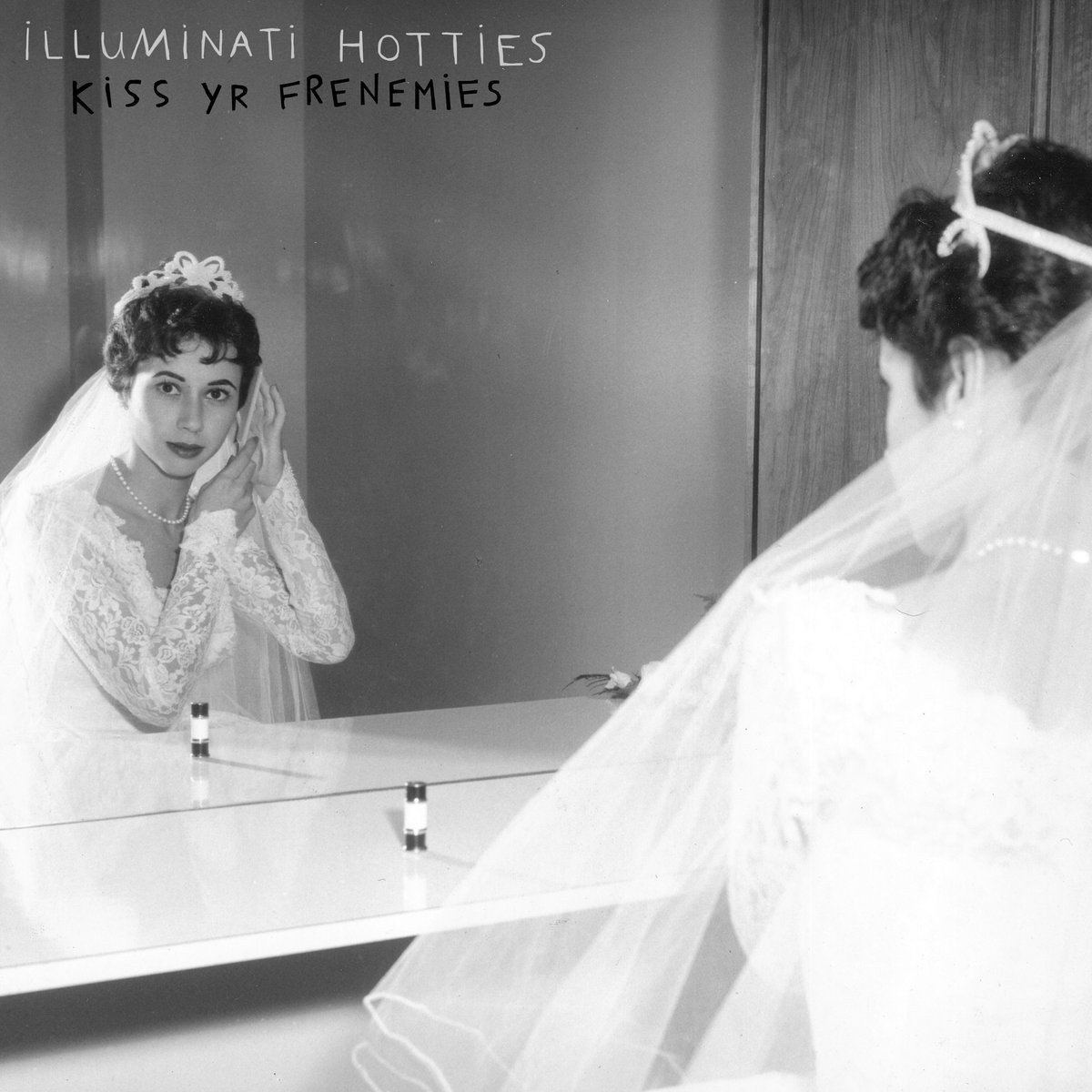 Illuminati Hotties - Kiss Yr Frenemies LP