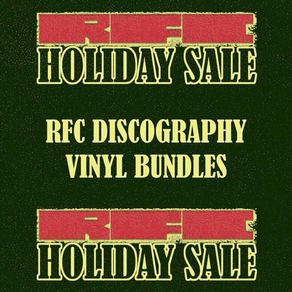 RFC Holiday Sale 2018 - Artist Super Bundles