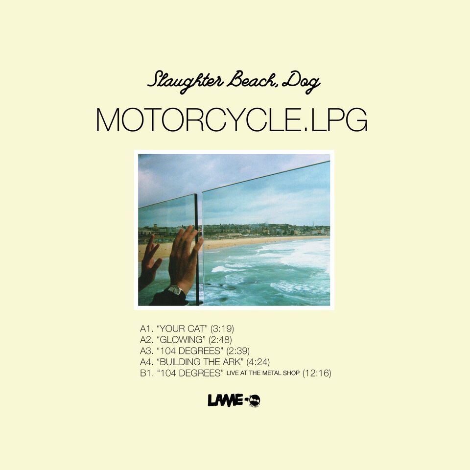 Motorcycle.LPG Vinyl LP