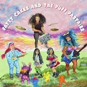 Fatty Cakes and the Puff Pastries - s/t LP