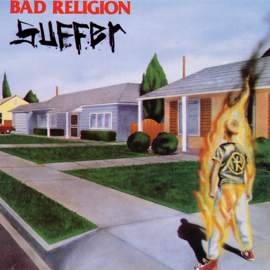 Bad Religion - Suffer LP
