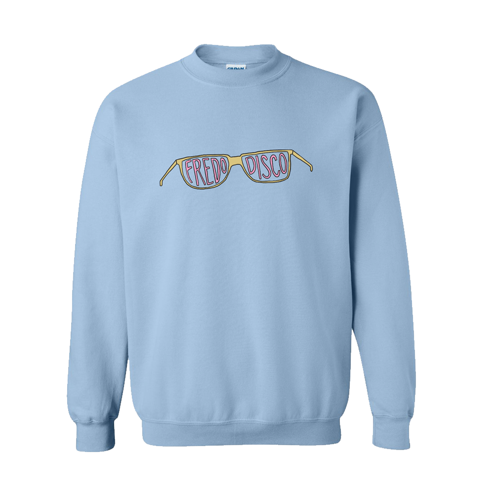 Glasses Crewneck