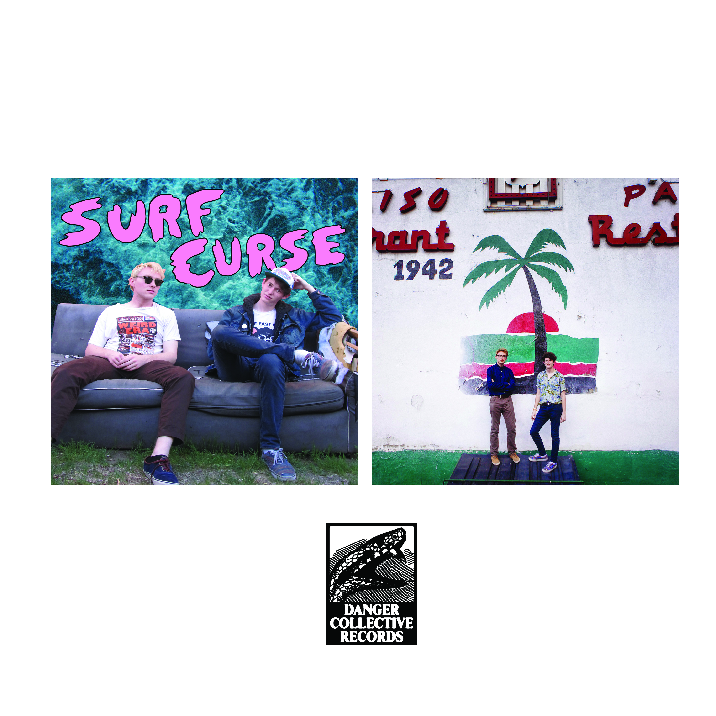Signed Surf Curse
