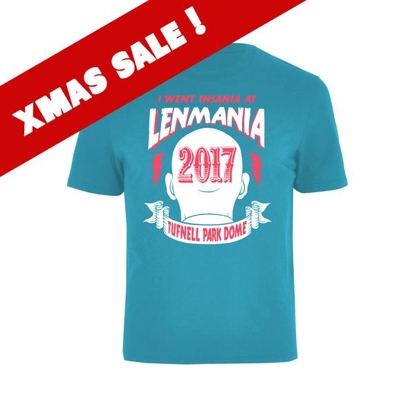 Jamie Lenman – Lenmania T-Shirt