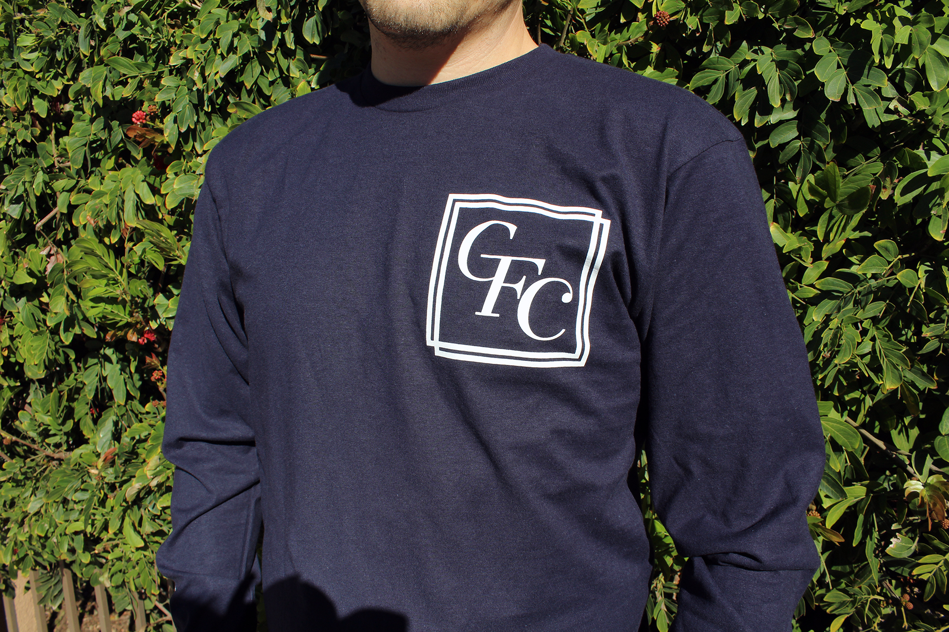 Long Sleeve - Navy Blue