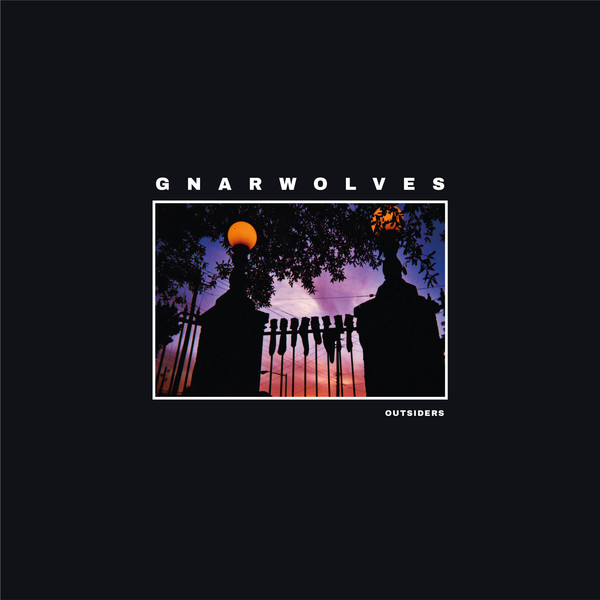 REDUCED: Gnarwolves - Outsiders CD/LP