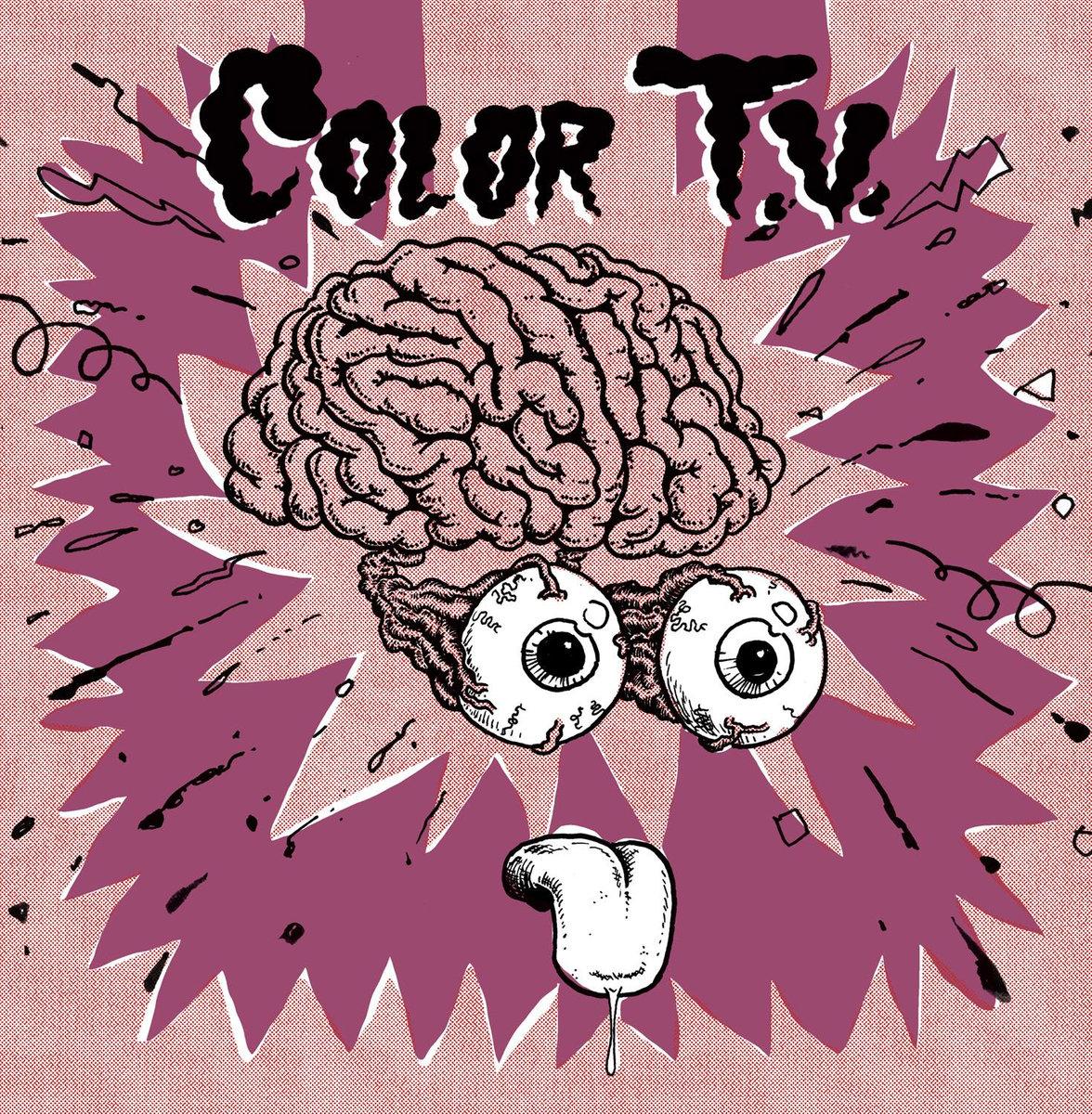 Color TV - s/t LP