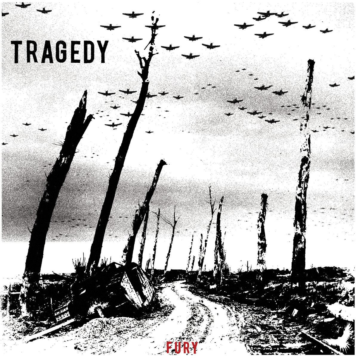 Tragedy - Fury LP