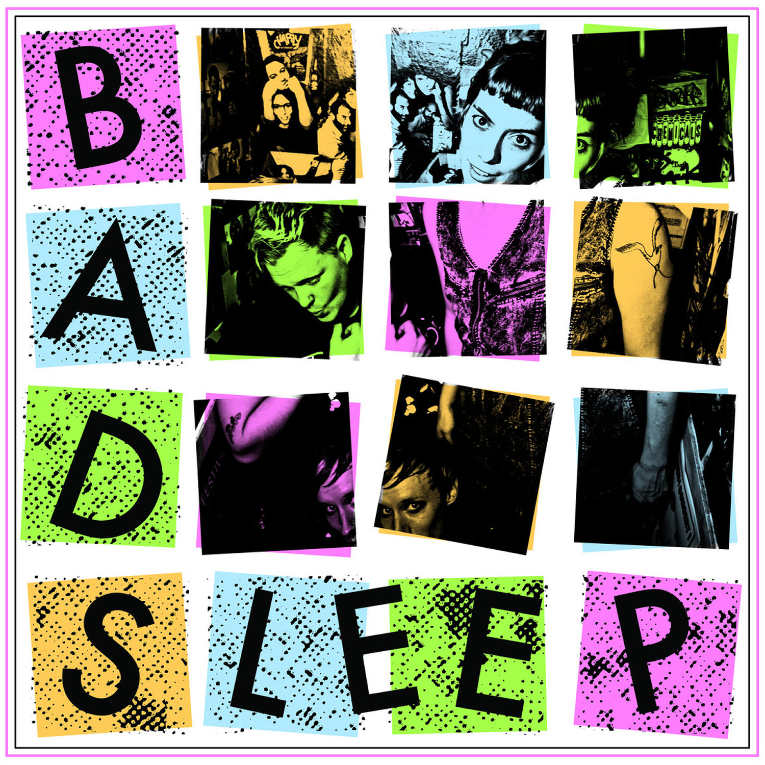Bad Sleep - s/t LP