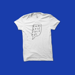Topshelf Records - SUPER AFFORDABLE LOGO SHIRT