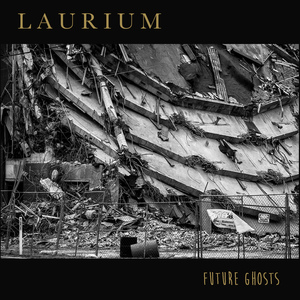 Laurium - Future Ghosts CD