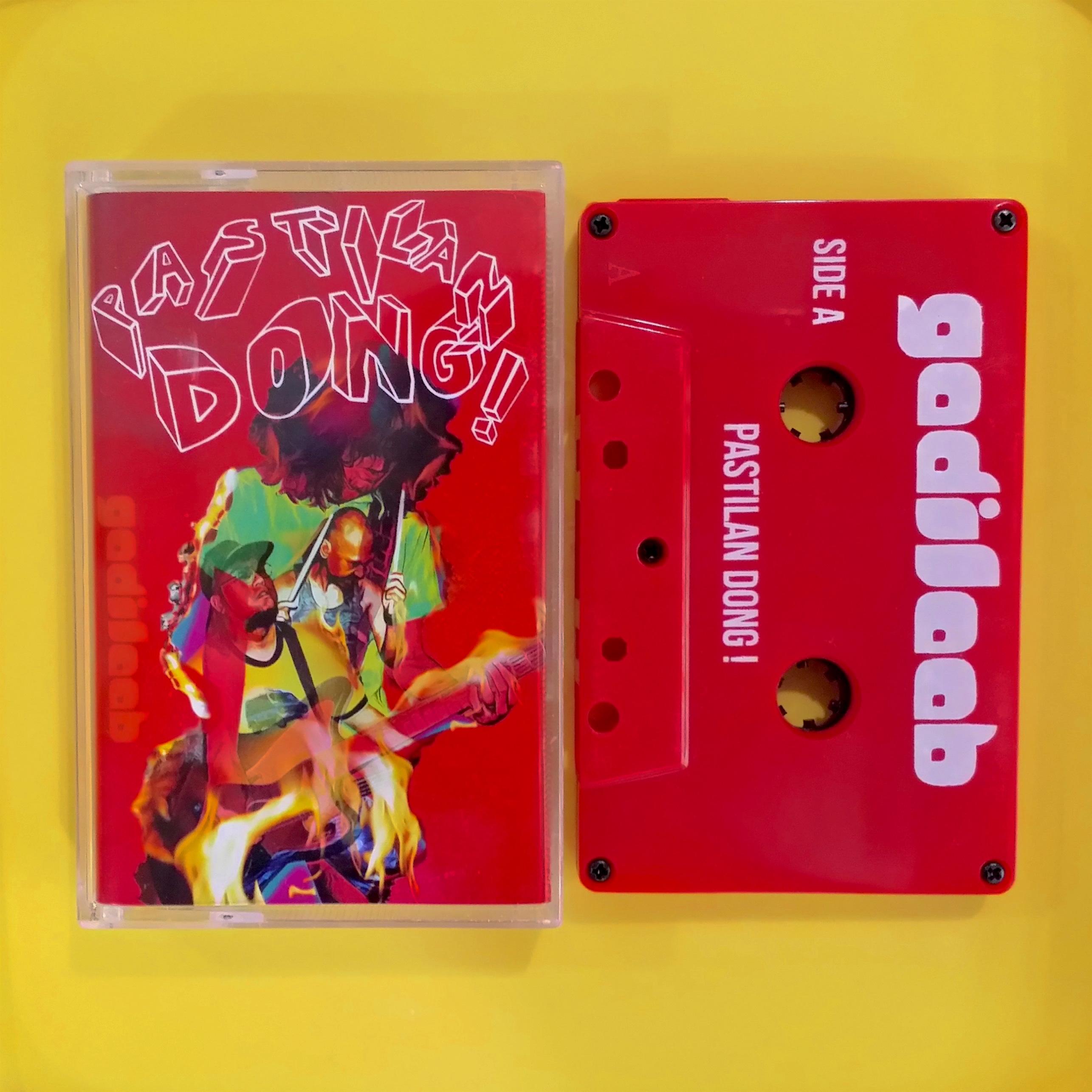 Pastilan Dong! - Gadilaab (Beat the Robot Recordings)