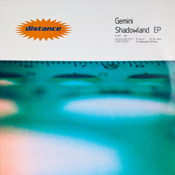 Gemini – Shadowland EP (Distance)