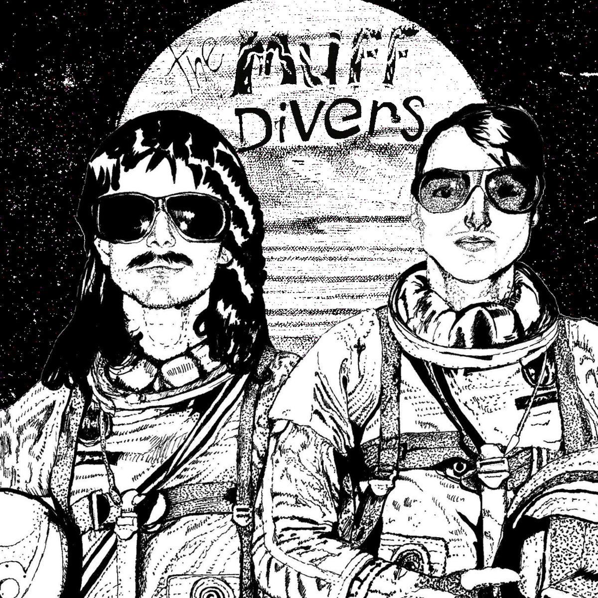 The Muff Divers - Dreams of the Gentlest Texture LP