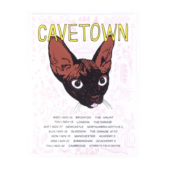 November Tour Poster
