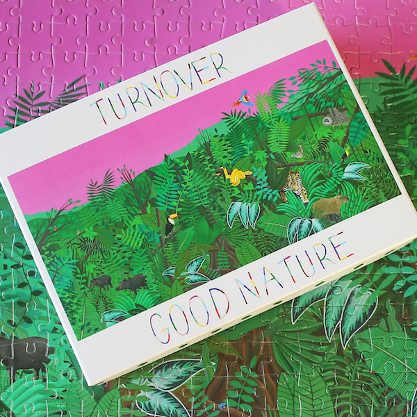 Turnover - Good Nature 500 Piece Jigsaw Puzzle
