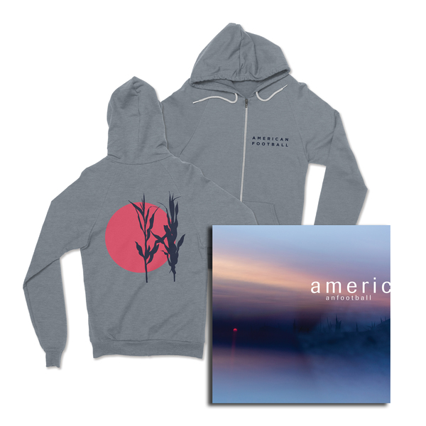 American Football LP3 LP/CD + Hoodie Bundle