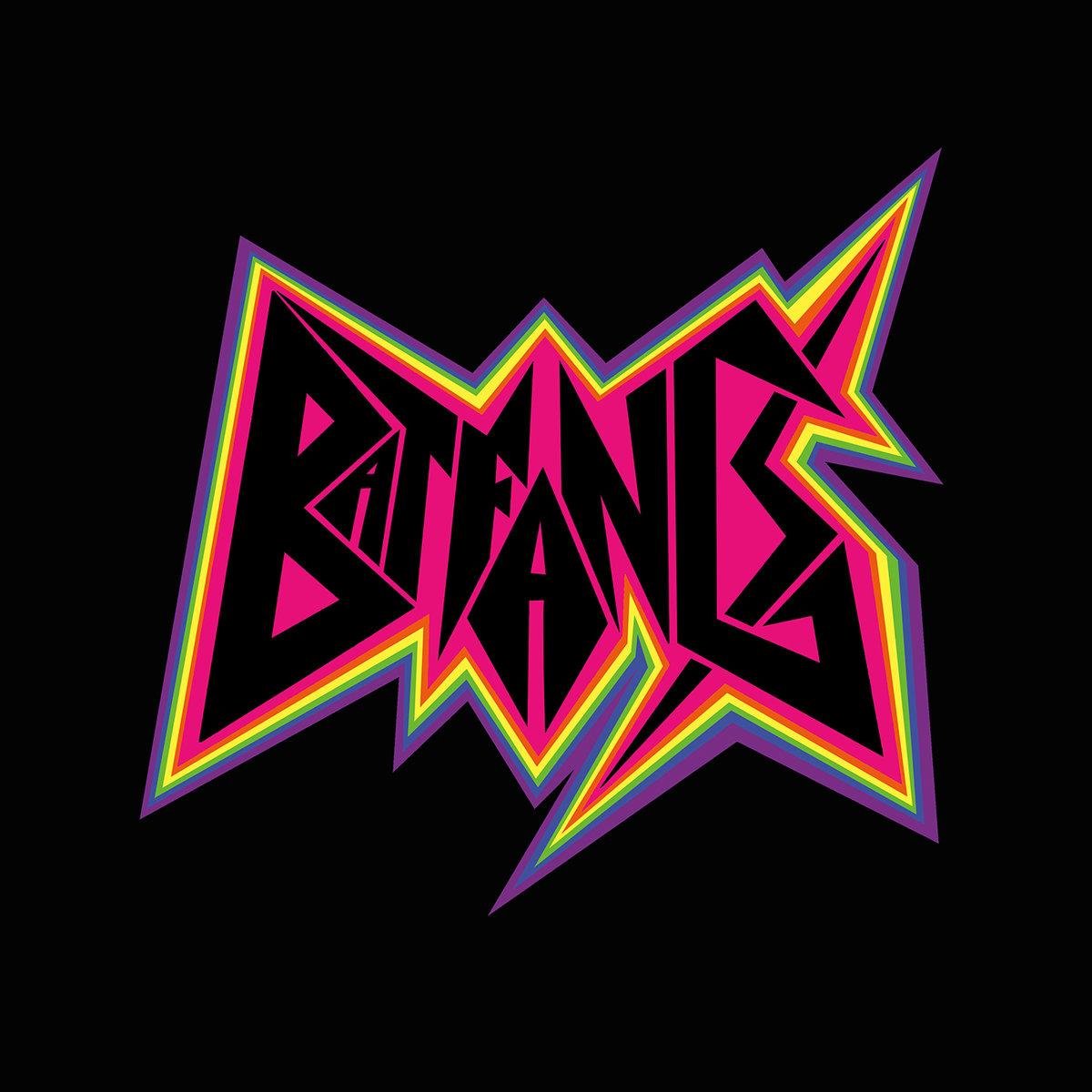 Bat Fangs - s/t LP